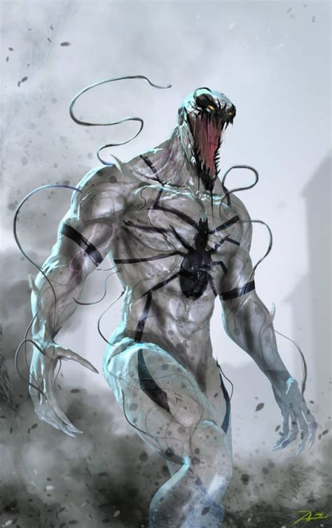 5 superpowers which make antivenom as the strongest symbiote