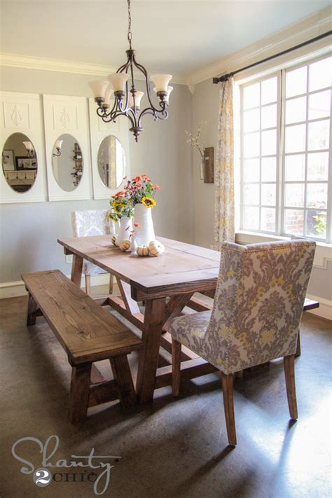 woodwork dining room bench diy plans