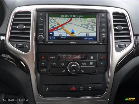 Navigation For Jeep Grand 2012 Jeep Grand Laredo X Package 4x4 Navigation