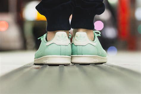 frozen green adidas stan smith quot frozen green quot