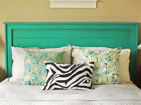 basic headboard 6 simple diy headboards hgtv