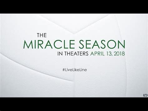 The Miracle Season Website The Miracle Season 2018 Official Trailer