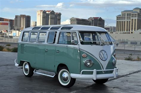 1964 Volkswagen 21 Window Samba Bus 158421