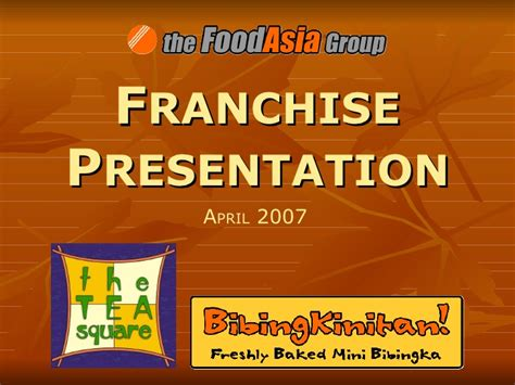 Franchise Manager Salary Mba Entertainment by Foodasia Franchise Offering 2007