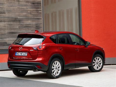 new mazda 5 2016 2016 mazda cx 5 facelift rendered autoevolution