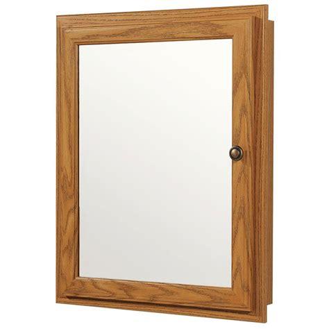 3 door recessed medicine cabinet glacier bay 20 3 4 in w x 25 3 4 in h x 4 3 4 in d