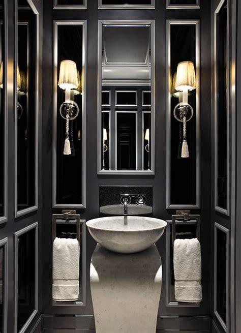 pure black bathroom design ideas digsdigs