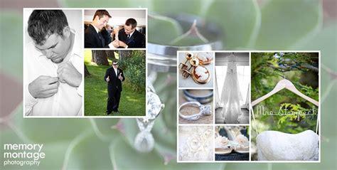 Etsy Wedding Album Design by Memory Montage Photography Recent Wedding Album Design