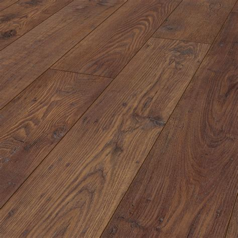 Krono Laminate Flooring Krono Original Vintage Classic 10mm Antique Chestnut Handscraped Laminate Flooring Leader Floors