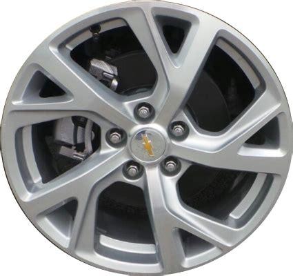 chevrolet equinox wheels rims wheel rim stock oem replacement
