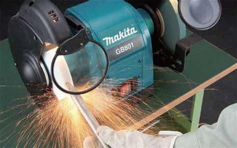 makita bench grinder gb800 makita gb801 bench grinder 550w tools4wood