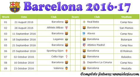 barcelona schedule f c barcelona schedule driverlayer search engine