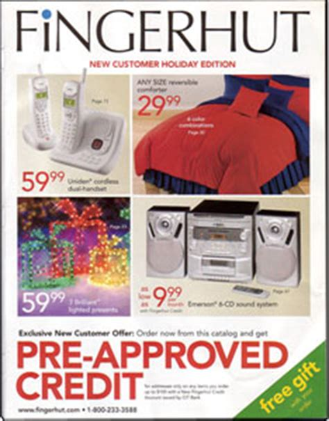 how to receive a fingerhut catalog by mail ehow fingerhut catalog inserts fingerhut is the premier