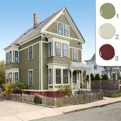 Exterior Paint Color Combinations Images | pinterest the world s catalog of ideas