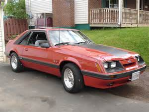 Ford Mustang 1986 1986 Ford Mustang Pictures Cargurus