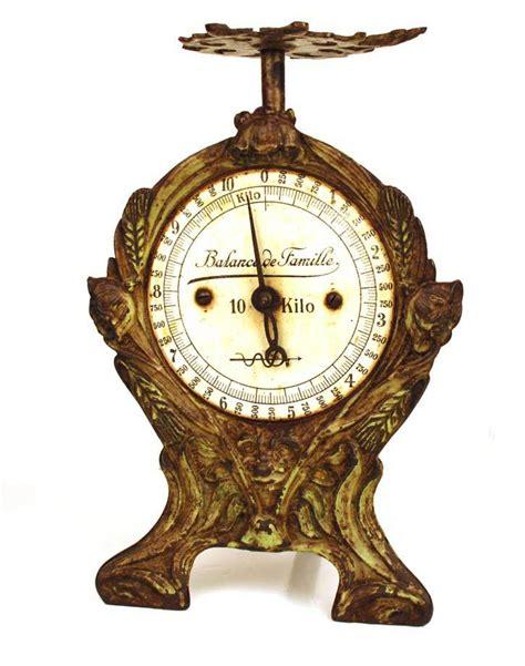 antique kitchen balance kitchen scale from