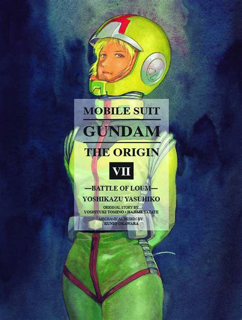 Kaos Distro Seven Gundam Mobile Suit 1 mobile suit gundam the origin vol 7 fresh comics