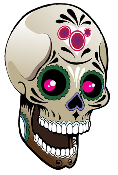 tattoo design skull png sugar skull tattoos high quality photos and flash designs