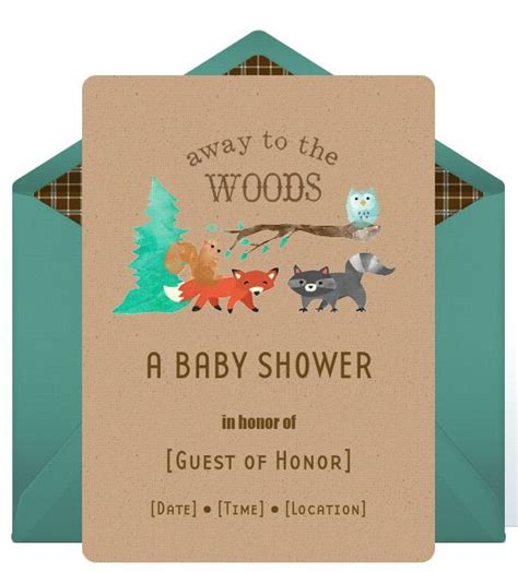 Huggies Baby Shower Planner by Huggies Baby Shower Planner Inspiration Board Woodland