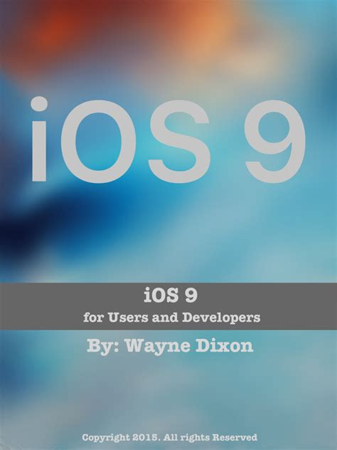 ios development with books ebooks wayne s workshop