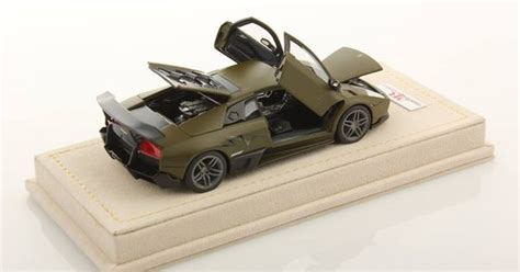 Tomica Story 05 Green Army And Jeep lamborghini murci 233 lago lp 670 4 sv green matt