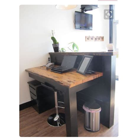 Used Salon Reception Desks For Sale 1000 Ideas About Salon Reception Desk On Pinterest Desks For Sale Reception Desks And Solid