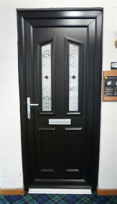 Front Doors For Sale And Fitted Black Pvc Front Door Pvc Doors Newcastle Upon Tyne Coloured Pvc Doors Fitted Or Supply Only