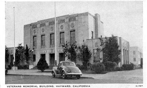 Hayward Post Office by Postcards From Hayward Alameda County California