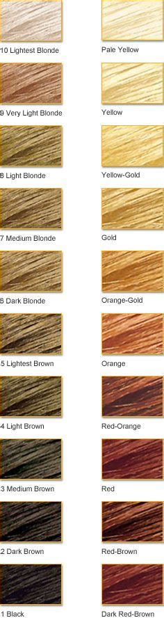 clairol color wheel jazzing hair color chart http 1000 ideas about hair color wheel on pinterest