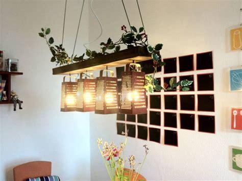 ideas de lamparas creativas  puedes hacer tu mismo
