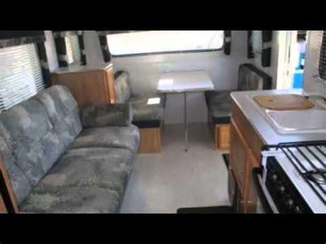 Prowler Travel Trailer Floor Plans 2000 thor tahoe lite travel trailer in fallbrook ca youtube