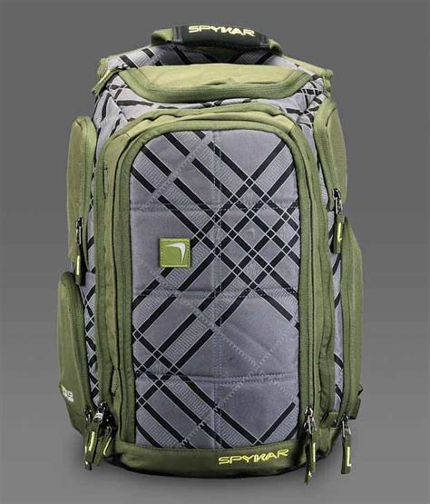 spykar green grey laptop bag buy spykar