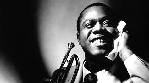biography of famous jazz musicians colourful louis armstrong