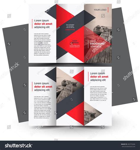 brochure design brochure template creative tri fold