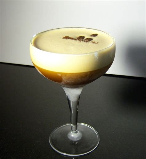 espresso martini recipe vanilla vodka martini