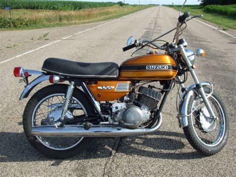 1971 suzuki t350 for sale on 2040 motos