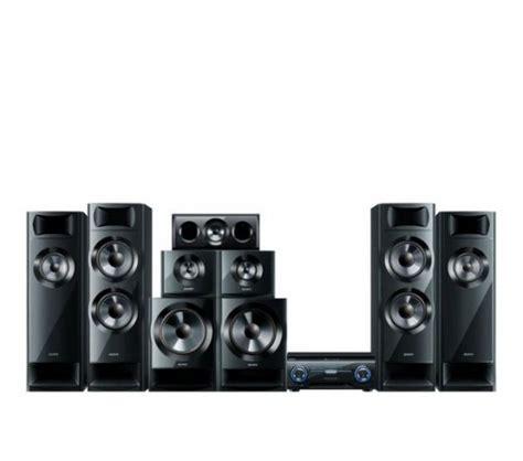 Home Theater Sony Mini ajuda a montar meu mini sound system som ao vivo