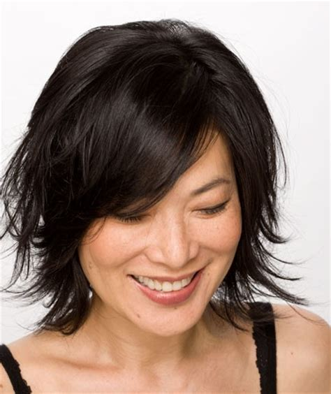short hairstyles wash and go for the over 50s wash and go hairstyles for thick hair immodell net