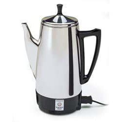 presto 174 02811 coffeemaker coffee consumers presto 02811 steel coffee maker 12cup