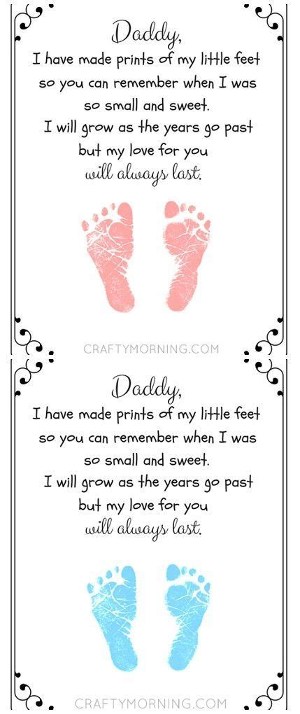 fathers day poems for papa free printable s day footprint poem from the