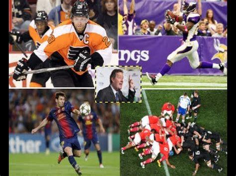 V Soccer piers football versus soccer versus rugby versus hockey 3 2 14