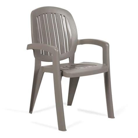 sedie da giardino plastica sedia classica in plastica da giardino creta nardi
