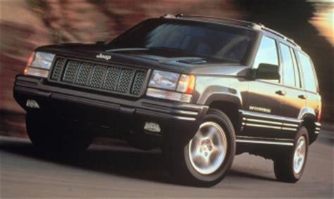 1998 jeep grand cherokee 5.9 limited muscle suv pioneer