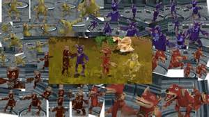 Spore fnaf characters by ba sh on deviantart