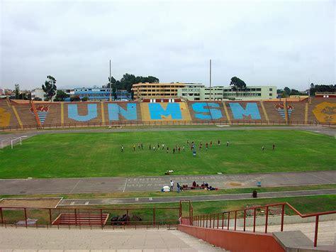universidad de san marcos estadio universidad san marcos wikipedia