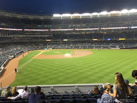 yankee stadium section 205 yankee stadium section 205 new york yankees