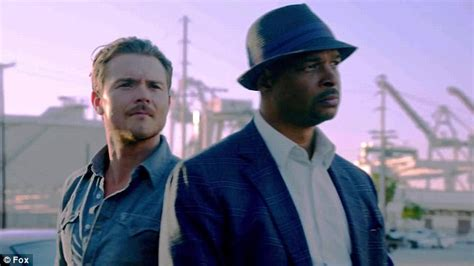 damon wayans tv fox unveils first trailer for lethal weapon tv series