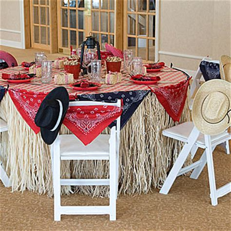 western theme table decorations country western theme decorations calendar check