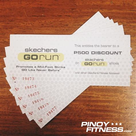 Skechers Giveaway - giveaway 5 skechers gorun gcs pinoy fitness