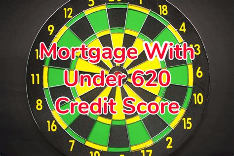 620 credit score can i get a mortgage with 620 credit score